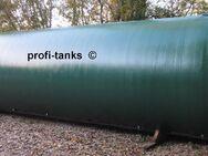 Polyestertank 70.000 L GFK Wassertank Molketank Melassetank Flüssigfuttertank Gülletank