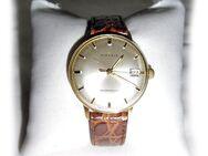 Elegante Armbanduhr von Kienzle - Nürnberg
