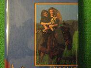 """""""Drei reiten ins Abenteuer"""" von Christa Schütt in sehr gutem Zustand, Ensslin und Laiblin Verlag, 159 Seiten, stammt aus 1996, ISBN: 3770909100, zum Schutz für weiteren Gebrauch schon eingebunden, 4,- € - Unterleinleiter"""
