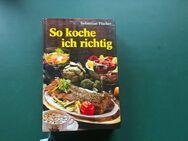 """Kochbuch """"So koche ich richtig"""" - Braunschweig"""
