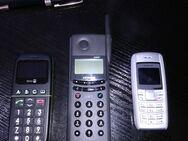 Doro PhoneEasy und Siemens E10D und Nokia 1600 Handys - Sprockhövel