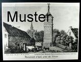 Alte Abbildung der Stadt Igel