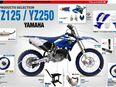Yamaha YZ125 250 Verschleissteile + Ersatzteile Direktimport - Eschershausen