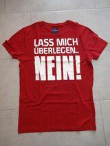 weitere Spruch-T-Shirts zu verkaufen *Größe S* neu und ungetragen (bitte durchscrollen)