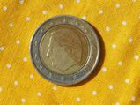 2 Euro Belgien Kursmünze 2007,Lot 66