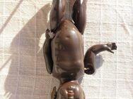 Schildkröt Puppe 14 cm dunkel dunkelhäutig Vintage 9,- - Flensburg