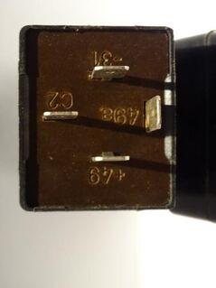 Hella 4DM 003 390-09 Blinkgeber Relais  MB Oldtimer - Spraitbach