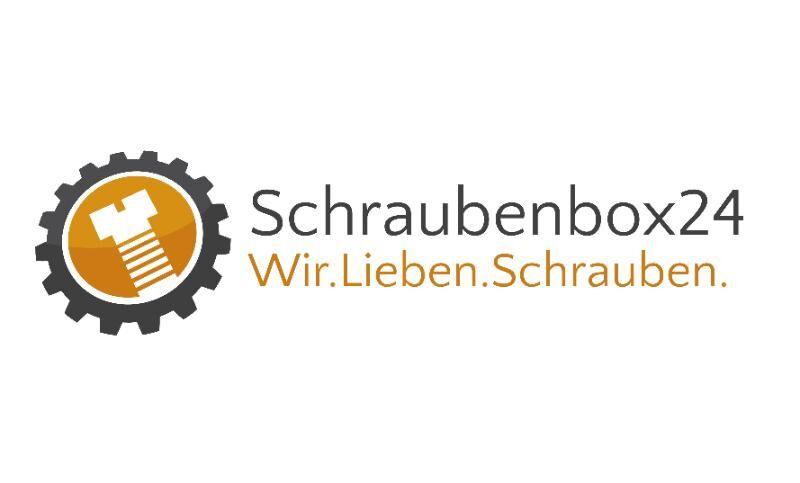Schlossschrauben Sortiment Schraubenbox Schraubenkoffer Set 115 tlg Flachkopf