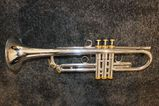 B-Trompete Meister Anton Modell OPERA versilbert