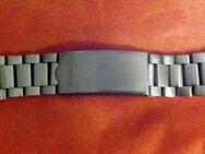 Original Uhrenarmband Seiko 1970er Jahre Edelstahl - Nürnberg