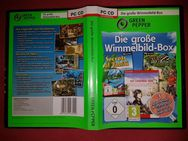 Die große Wimmelbild-Box Secrets of Tahiti Die Legende von Pocahontas Zoo Safari Green Pepper Best Entertainment ISBN 4012160163040 USK ab 0 freigegeben PC CD-ROM VERKAUFSWARE - München Altstadt-Lehel