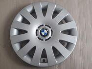 Radkappe Radzierblende Radblende Einzelradkappe für BMW E46 Touring / BMW E46 / BMW E46 Coupe / BMW E46 Compact / BMW E46 Cabrio 16 Zoll 1 Stück Sehr guter Zustand - Bochum