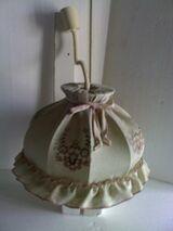 Decken-Retro--Hänge-Lampe, in neuwertigem Sammlerzustand