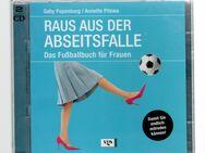 Raus aus der Abseitsfalle - Das Fußballbuch für Frauen - Gaby Papenburg / Anette Pilawa Hörbuch - Nürnberg