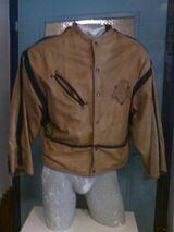 Leder-Designer-Jacke, Einzelstück, neu, ungetragen, NP 2500,- Euro