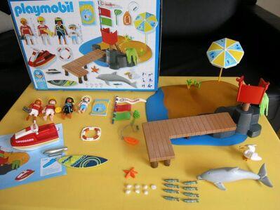 Playmobil Strandwache - Set 3664 passt zu family fun - Krefeld