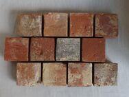 Bodenziegel Bodenplatten Weinkeller Antikziegel alte Mauersteine Backsteine Terracotta Ziegelboden quadratisch - Halle (Saale)