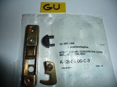 GU - Eckumlenkung - Ritterhude