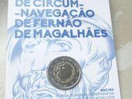 2 Euro,Portugal 2019,Portugal Ferdinando Magellan,Coincard,Lot 869 - Reinheim