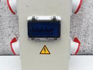 Verteilerkasten für Strom u. Druckluft - Albstadt
