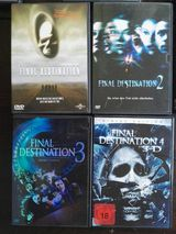 DVD Final Destination 1-4