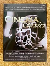"CD-Box ""Cinema-Classics"""