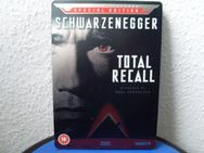 Die Totale Erinnerung - Total Recall Steelbook UK mit Deutschem Ton NEU Erstauflage !