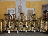 B & S GR 51 Profiklasse Tuba in BBb, NEUWARE - Sonderpreis - Hagenburg