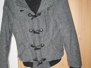 grau schwarze Winterjacke von Only - Herne Holsterhauen