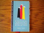 Deutsche Industrie Ausstellung Berlin 1952,Buch,Nachschlagewerk zur Ausstellung - Linnich
