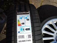 "17"" R.O.D. Alus mit nagelneuen Good Year Eagle F1 Asymmetric 5, in 205/ 40R17 84W aus Dot 32/2020 - Köln"