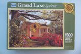 Grand Luxus Serie Puzzle - Colonial House - 1500 Teile