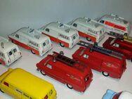 Dinky Toys Ford Transit 60er Jahre rare Hertz Kenwood Fire Police - Berlin
