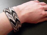 Stoff-Armband doppelt gewickelt - Dortmund Aplerbeck