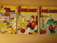 Comic-Hefte Fix&Foxi, Dick&Doof, Micky Mouse, Donald Duck
