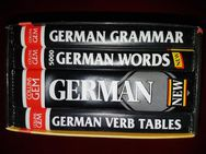 Collins Gem German Dictionary Gr ammar Verb Tables 5000 Words Gem Study Set GBP 12.50 net in UK ISBN 978004704814 Buch NEU VERKAUFSWARE