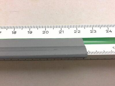 3-geteilter Maßstab von Rumold - Eckernförde