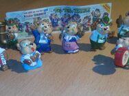 """3 x Ü-Eier """" Top Ten Teddies """" Volksfest + Im Traumurlaub Erscheinugsjahr 1995 / 1996 / 1999 - Verden (Aller) Zentrum"""