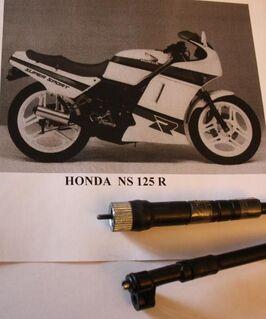 Tachometerwelle für Honda NS 125 R - NEUWARE - Bochum Hordel