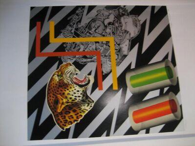 Pop Art von Peter Phillips - Lich Zentrum