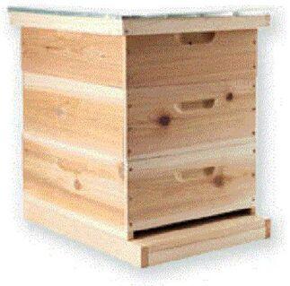 Lasur für Bienenkästen/Bienenbeuten - Peißenberg