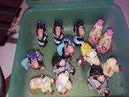 Verkaufe einzelne Ü-Eier-Figuren  aus Gute Schafe wilde Schafe mit Beipackzettel - Büchenbach