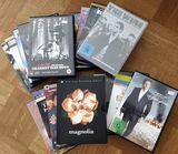 Umfangreiches Blu-ray, HD-DVD und DVD-Filmpaket mit seltenen Sammlerstücken