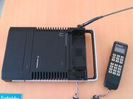 für Sammler oder Bastler: Oldtimer Auto-Funktelefon Motorola 451 - Rodgau