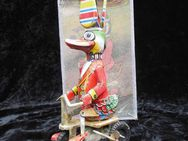 Tin Toy Duck 1049 Ente auf Dreirad / Blechmodell - Spielzeug / Replikat NEU - Zeuthen