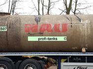 S07 gebrauchter 20.000 Liter Stahltank doppelwandig Erdtank Löschwassertank Wasserzisterne Löschwasserbehälter Dieseltank Heizöltank Lagertank unterirdisch