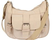 Christian Wippermann Damenhandtasche Beige