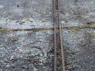 Stahlträger, Eisen, 2 Stück Vierkant; 297 cm lang, Durchmesser 12mm - Bad Belzig
