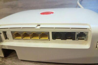 Alice IAD WLAN 3231 Router mit Modem - Verden (Aller)