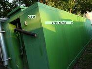 GS11 gebrauchter 40.000 L Stahltank Containertank isoliert mit Heizspirale ehem. Palmoeltank guter Zustand Lagertank Wassertank Lagerbehälter div. Medien - Nordhorn